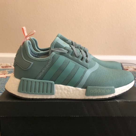 dcb6d998f66 Adidas NMD R1 Vapour Steel Size 7